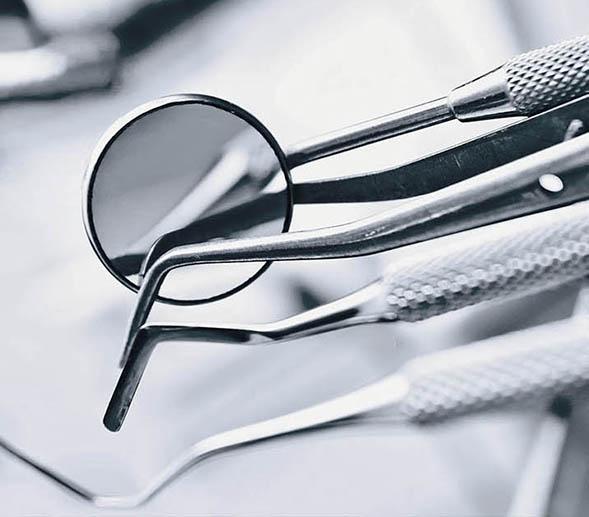 ferramentas dentista